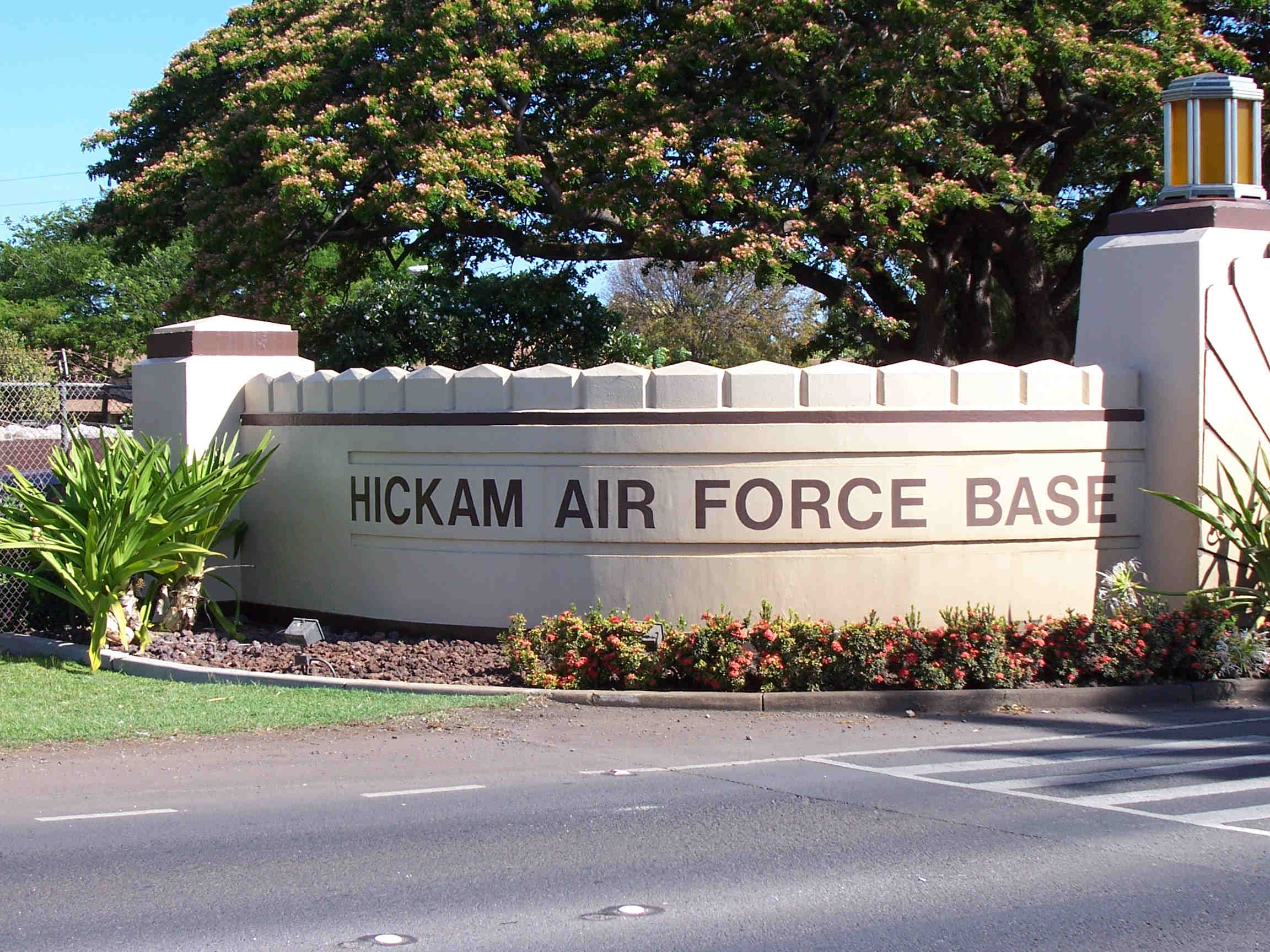 Hickam afb ipo hours