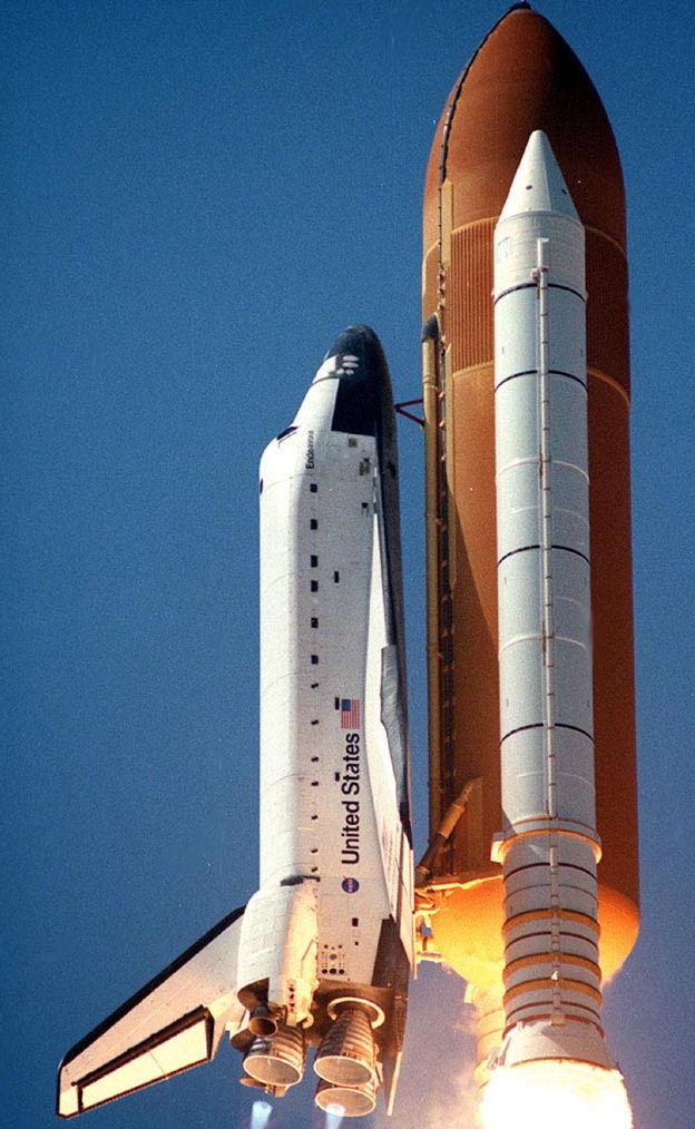 space shuttle habitable volume - photo #23